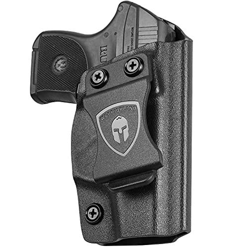 IWB Kydex Holster Fit: Ruger LCP 380 Pistol, Inside...