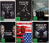 House of Cards Staffel 1-6