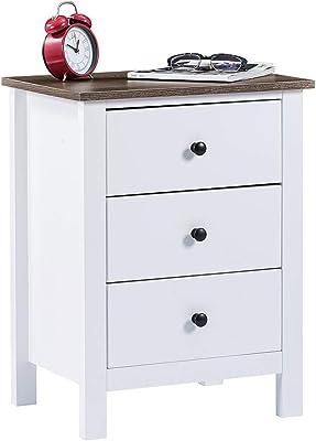 Amazon Com Lang Furniture Bayfield 3 Drawer Night Stand