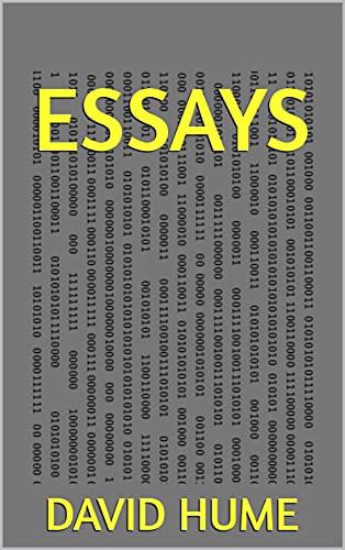 Essays (English Edition)