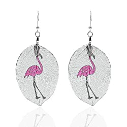 flamingo themed gifts ~ jewelry