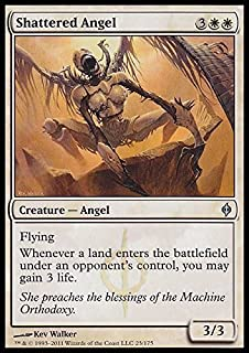 Shattered Angel