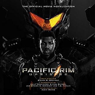 Pacific Rim Uprising audiobook cover art