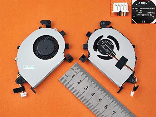 Kompatibel für Acer Chromebook C720, C720P Lüfter Kühler Fan Cooler