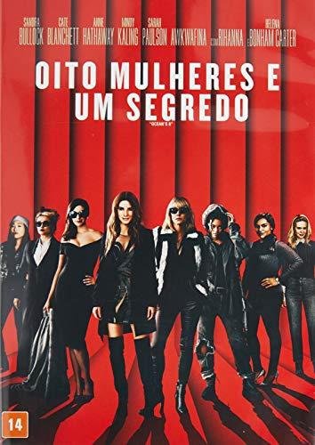 Oito mulheres um segredo DVD