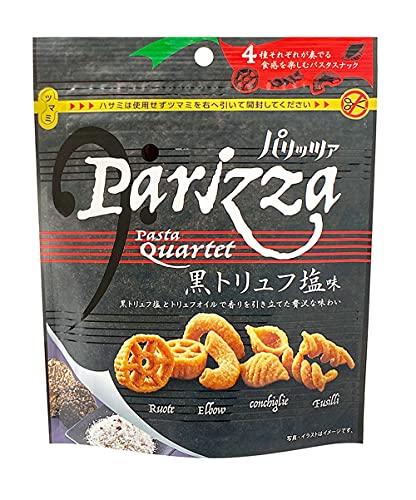MD パリッツァ 黒トリュフ塩味 60g×6袋