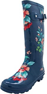 Women's Hurricane Wellie – 14 Solids and Prints – Glossy & Matte..