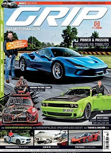 Grip - Das Motormagazin 8/2019
