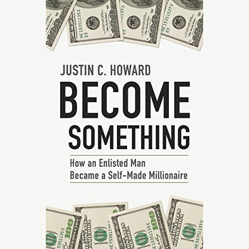 Become Something audiobook cover art