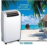 Toyotomi TAD-T40LW 14000-BTU Portable Air Conditioner