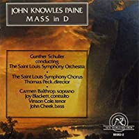 MASS IN D/ JOHN KNOWLES PAINE