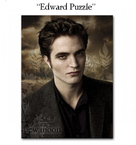 Twilight New Moon Puzzle Edward