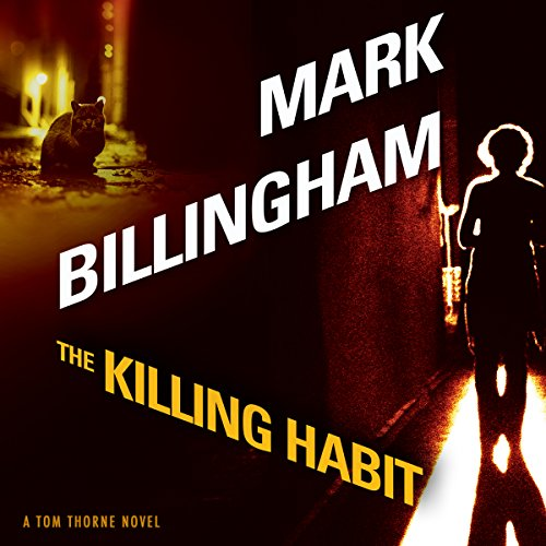 The Killing Habit audiobook cover art