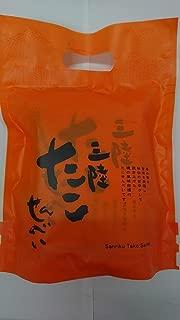 三陸 たこせんべい(3枚×4袋) 12個セット