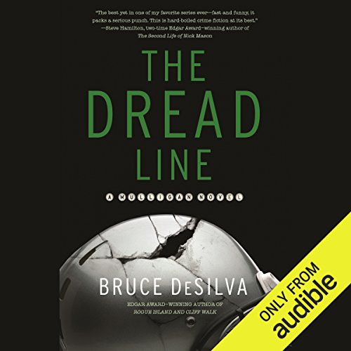 The Dread Line audiobook cover art