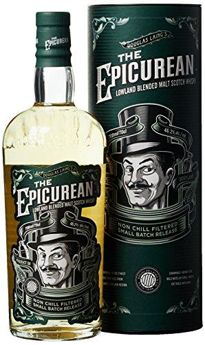 The Epicurean Douglas Laing Lowland Blended Malt Scotch Whisky mit Geschenkverpackung (1 x 0.7 l)