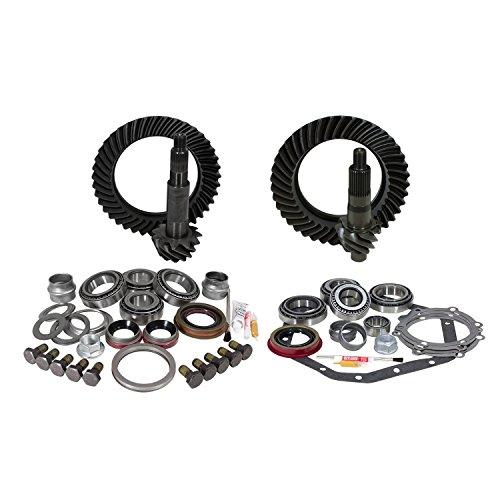 Yukon Gear & Axle (YGK036) Gear & Install Kit for GM 14T Dana 60 4.88 Ratio '99+ Standard Rotation