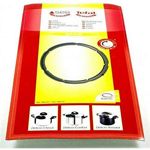 JOINT 4.5/6 L INOX DELICIO CLASSIC Ø 220 POUR PETIT ELECTROMENAGER SEB - 980157