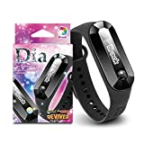 Brook Pocket Auto Catch Reviver Dia Auto Spin Catching Pokemon Collecting Items Upgrade Evolve Wristband Bracelet Accessory Waterproof Dustproof - Jet Black