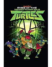 Teenage Mutant Ninja Turtles: Rise of the TMNT (English Edition)