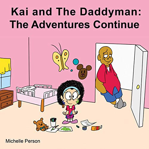 Kai and the Daddyman audiobook cover art