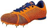 Nivia 102OB Mesh Spikes Skylite, UK 5 (Orange)