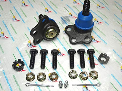 Why Choose GES PARTS 2PCS New Upper Ball Joints Fits 00-04 Dakota Durango 2WD & 4WD K7392
