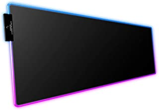 Extended Large Oversize RGB Gaming Mouse Pad (80x30) cm