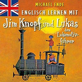 Englisch lernen mit Jim Knopf und Lukas dem Lokomotivführer Titelbild