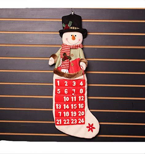 NOBRAND YYGUI Grote Kerstmis Stocking Kerstversiering Raamdecoratie Gift Bag Kinderen Gift Sokken