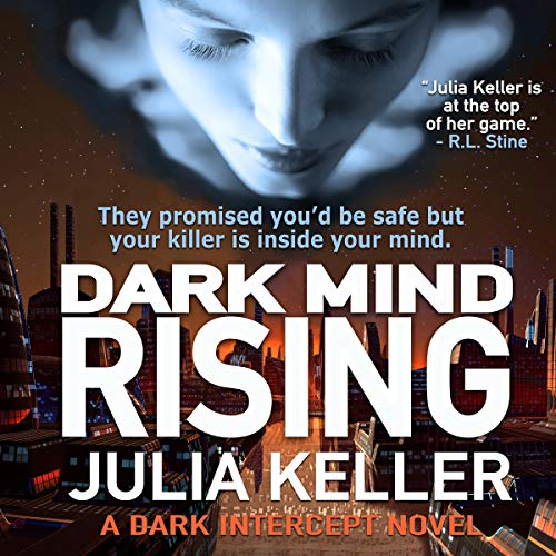 Dark Mind Rising: A Dark Intercept Novel audiobook cover art