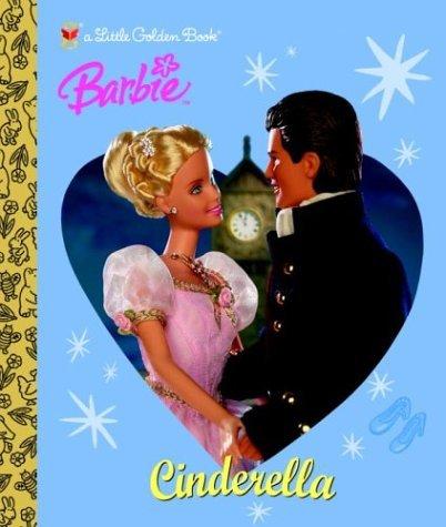 Barbie: Cinderella (Barbie) (Little Golden Book) by Golden Books (2002-01-14)