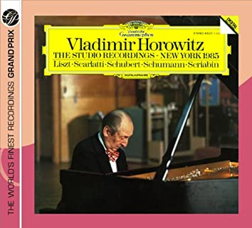 Horowitz: The Studio Recordings, New York 1985