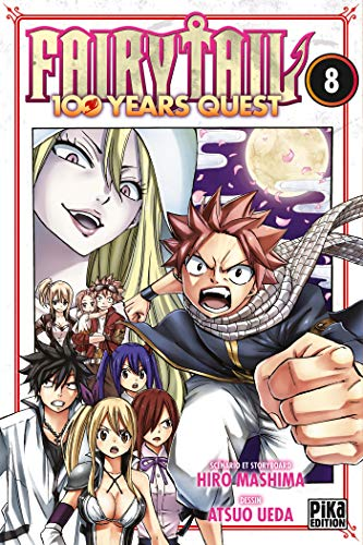 Fairy Tail - 100 Years Quest Edition simple Tome 8