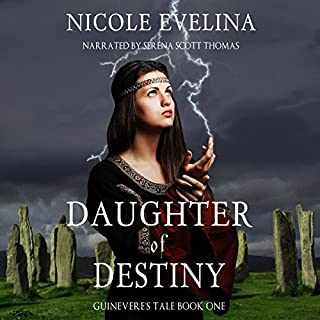 Daughter of Destiny audiobook cover art