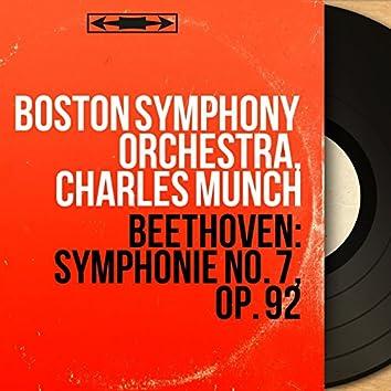 Beethoven: Symphonie No. 7, Op. 92 (Mono Version)