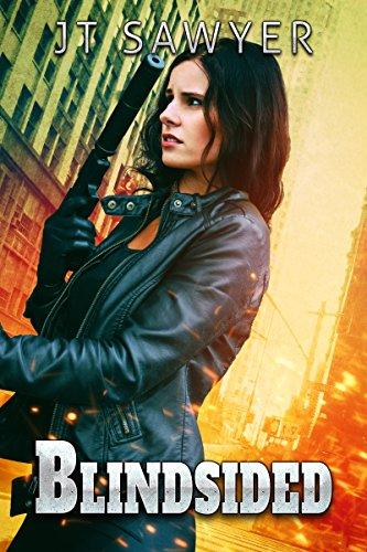Blindsided: A Mitch Kearns Combat Tracker, Black-Ops Thriller (Mitch Kearns Combat Tracker Series Book 4) by [JT Sawyer, Emily Nemchick]