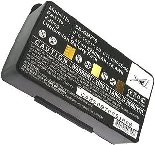 Titan Battery for Garmin GPSMAP 276 276c 296 396 496 (Ext.)