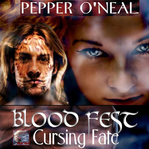Blood Fest audiobook cover art