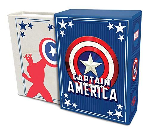 Marvel Comics: Captain America (Tin…