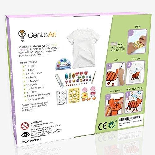 DIY T-shirt Painting Set