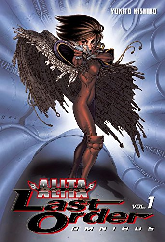 Battle Angel Alita: Last Order Omnibus Vol. 1 (English Edition)