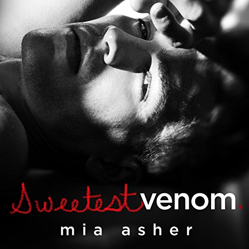Sweetest Venom audiobook cover art