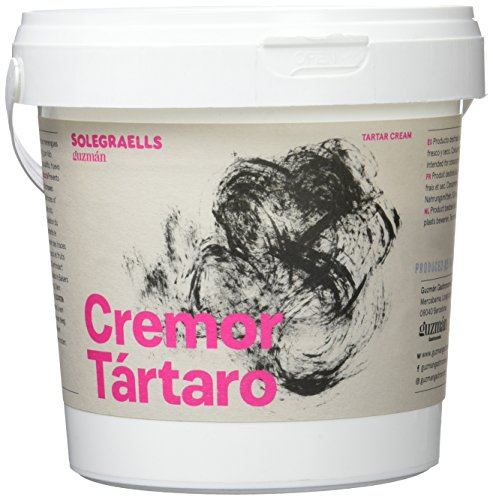 Guzmán - Cremor Tártaro - 1kg