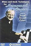 Blues & Rock Techniques for Hammond Organ [Reino Unido] [DVD]
