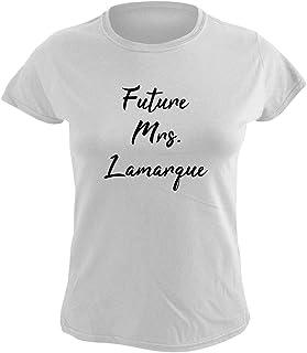 Future Mrs. Lamarque - Women`s Graphic Tee