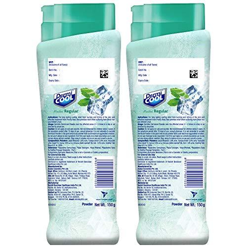Dermicool Prickly Heat Powder - 150 g (Regular)