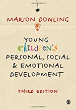 Young Children's Personal, Social and Emotional Development by Marion Dowling (2009-11-25)