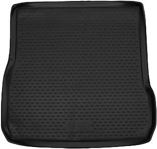 Tapis de Coffre Bac de Protection Antiderapant en Caoutchouc sur Mesure Audi Q3 2018-2020