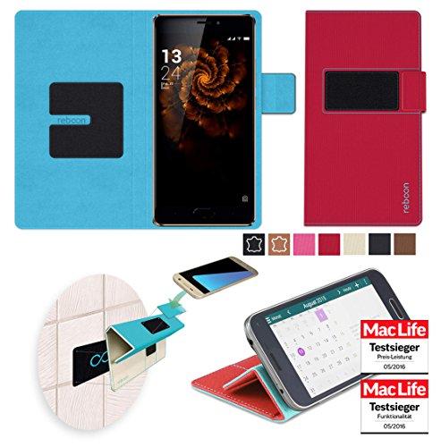 Hülle für Allview X3 Soul Pro Tasche Cover Hülle Bumper   Rot   Testsieger